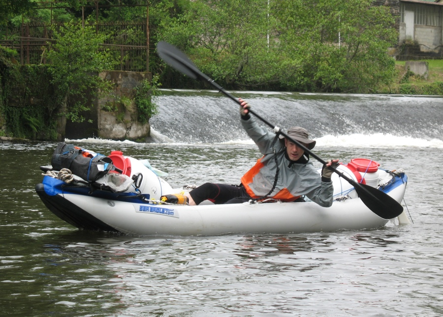 The love of adventure kayaking is a universal language anywhere in the world.