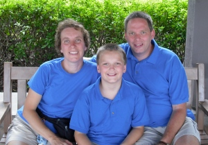 Meet the Mannions -- Colleen, Patrick, and Thomas