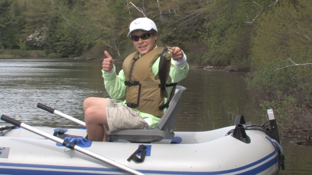 Sea Eagle 285fpb thumbs up