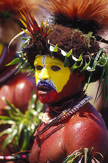 Would you agree it's a different world in Paupa New Guinea? Photo courtesy Wikipedia