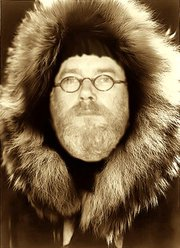 Icelander, Gudmundur R. Ludviksson is, among many other things, an intrepid Sea Eagle adventurer.