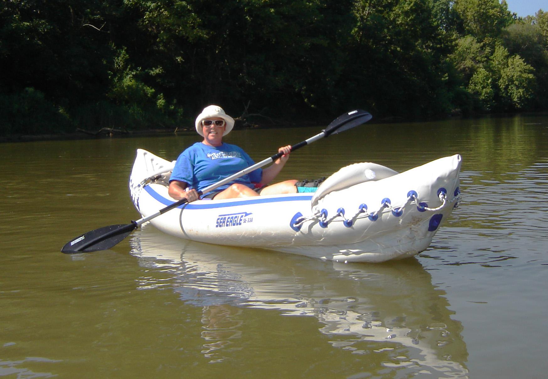 Image result for sea eagle kayaks